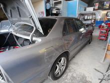 Nissan Skyline Respray - Grey