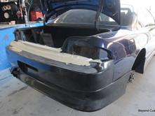 Nissan 200SX Bumper