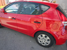 Hyundai i30 - Red