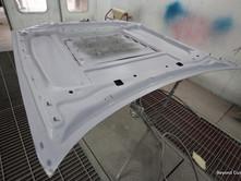 Nissan GTR Bonnet Replace