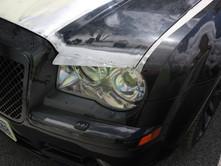 Chrysler 300c Bonnet