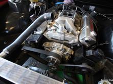 Holden VK Bonnet Scoop