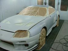 Toyota Supra - Marble