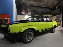Holden Torana Green