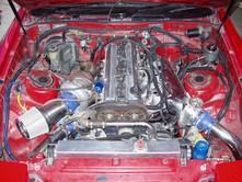 Toyota A70 Supra