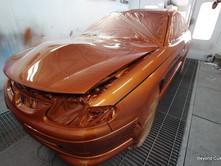 Holden Commodor Custom Bonnet Engine Bay