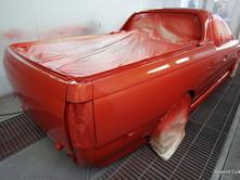 Holden Commodore Ute Respray