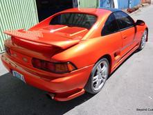 Toyota MR2 Orange