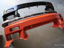 Nissan Skyline - Orange