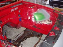 Holden VL - Green