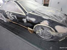 Nissan 350ZX Respray