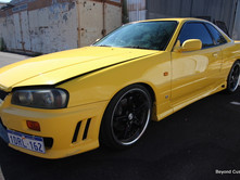 Nissan Skyline 3
