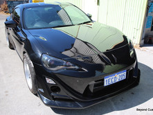 Toyota 86 Front Bumper