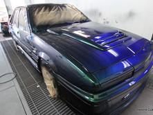 Holden VL Emerald Flip Paint