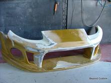 Toyota Supra Fibreglass Repair