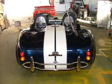 Ford Cobra Bodykit Mounted