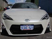 Toyota 86 Front Rear Lip