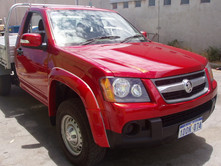Holden Rodeo New