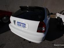 Honda Civic Bumper