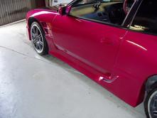 Nissan 180SX PinkNissan 180SX Pink