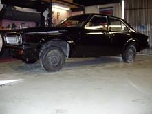 Holden Torana Respray Restoration