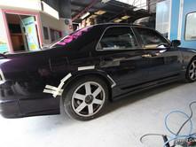 Nissan Skyline R33 - Kelly