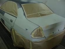 Mitsubishi Lancer Sticker Pinstripe