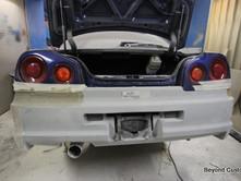 Nissan Skyline Widebody