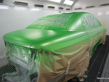 Holden Commodore Two-Tone Respray