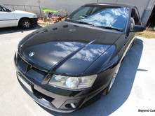 Holden Commodore VY Bonnet Repair
