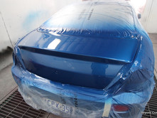 Hyundai Tiburon Welded Bootlid