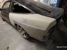 Nissan 180SX Black Bodykit