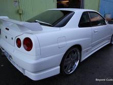 Nissan Skyline MT