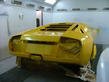 Lamborghini Murcielago Respray