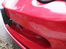 Honda Integra Bumper Repair