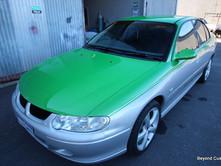 Holden Commodore - Leon Car