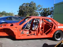 Skyline R33 Orange Denver