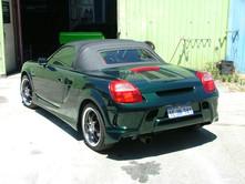 Toyota MR2 Bodykit