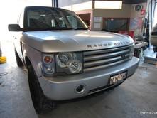 Range Rover Front Upgrade
