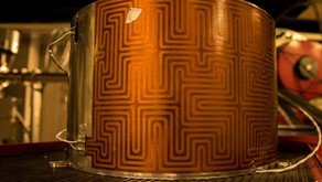 Chemical resistant flexible heaters that work also highly efficient at high temperatures