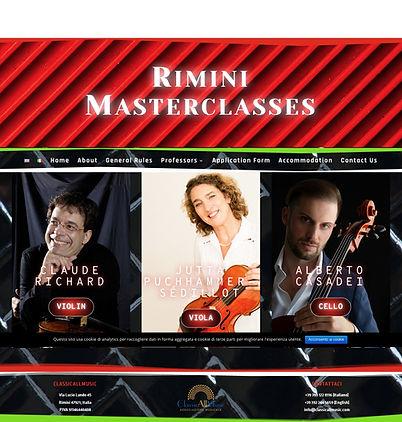 Claude Richard violin
