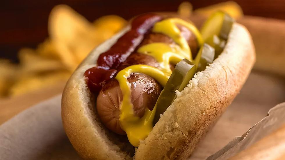 Kit Hot Dog bio (6 personnes)