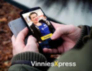 Vinnies UX Case Study by Gab Qurizen