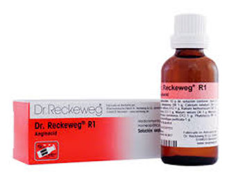 R1 ANGINACID GOTAS 50ML DR. RECKEWEG