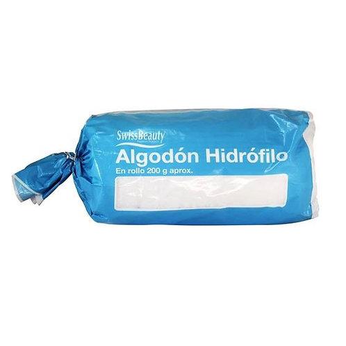 ALGODON HIDROFILO ROLLO 200G