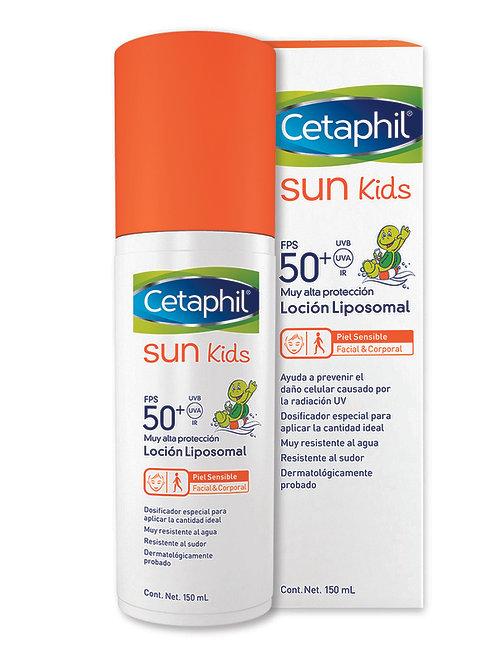 SUN KIDS LOCIÓN F50 150ML CETAPHIL