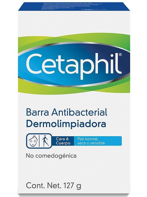CETAPHIL ANTI BACTERIAL JABON BARRA 127G