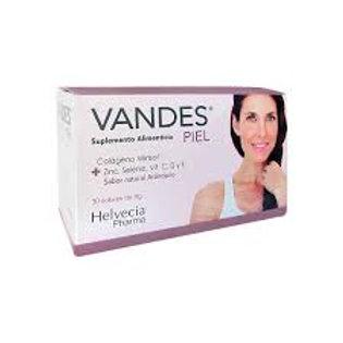 VANDES PIEL X 30 SOBRES DE 4 GR HELVECIA