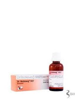 R27 RENOCALC GOTAS 50ML DR. RECKEWEG