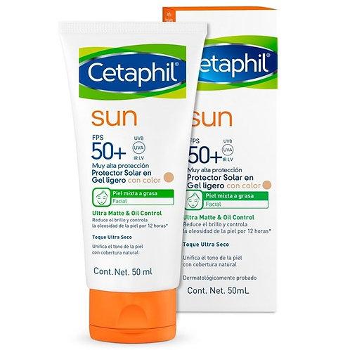 SUN GEL C/COLOR F50 50ML CETAPHIL